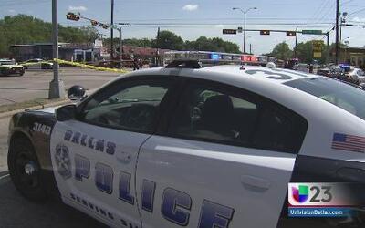 Disminuyó el crimen en Dallas