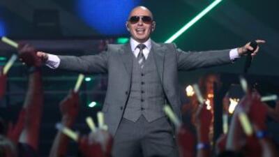 Pitbull tiene dos nominaciones a Latin GRAMMY 2013 por el tema Echa Pa'llá.