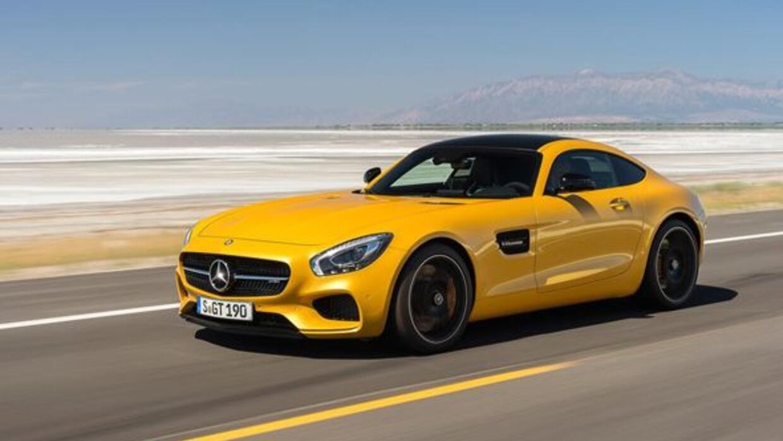 El GT es la última creación de la división deportiva AMG de Mercedes-Benz.