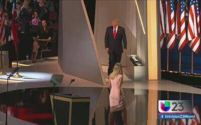 Los tres momentos más destacados de la Convención Nacional Republicana