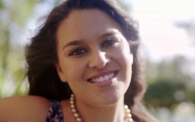 Liliana: 'Mi canción va dedicada a la Gran Señora'