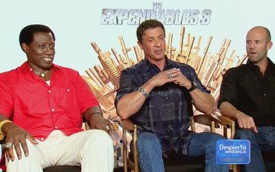 DAM The Expendables 3