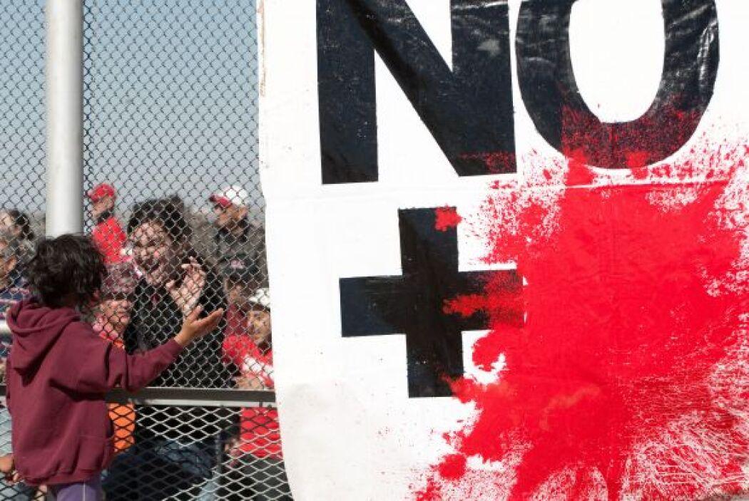Ante un grito de desesperación por la violencia, diversas organizaciones...
