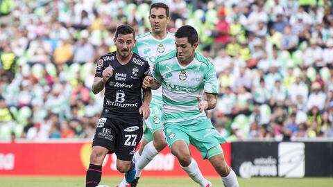 Santos dejó el último lugar del Apertura 2016.