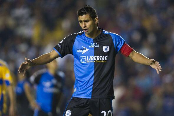 Otro que vuelve es el uruguayo Carlos Bueno. Luego de un torneo exitoso...