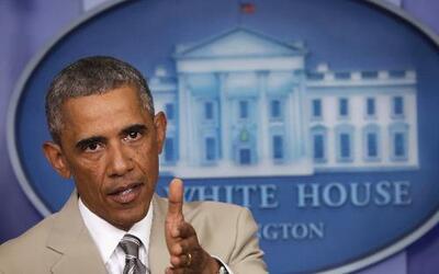 Obama: Si el Congreso no actúa en inmigración yo lo haré