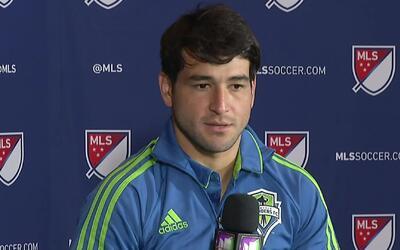 """'Nico' Lodeiro, sobre la MLS: """"Es una liga a la que aún le falta más ord..."""