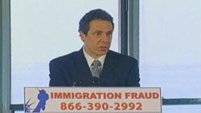 Procurador Cuomo demando a dos organizaciones que defraudaban a inmigran...