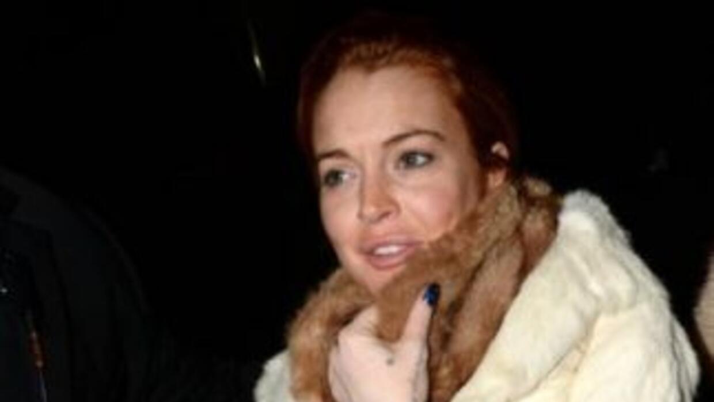 La controvertida Lindsay Lohan estaría convencida de que es la mujer per...