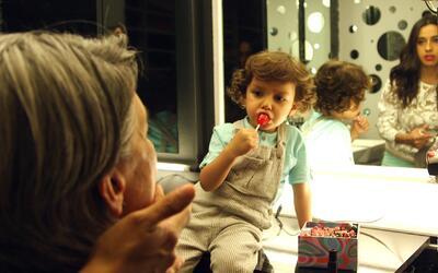 Mamá siendo mamá: un día en la vida de la makeup artist Beatriz Cisneros