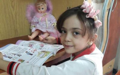 Bana Alabed, la niña de siete años que relata en Twitter e...