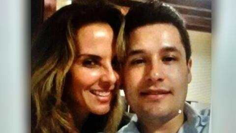 #LoMásPicante: Kate del Castillo en la mira por nueva foto con el hijo d...