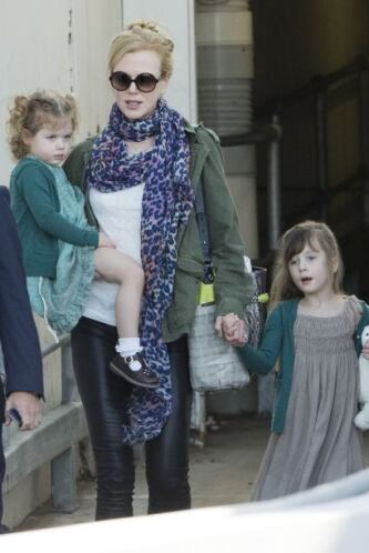 Nicole Kidman lo sabe, por eso siempre lleva una al cuello.