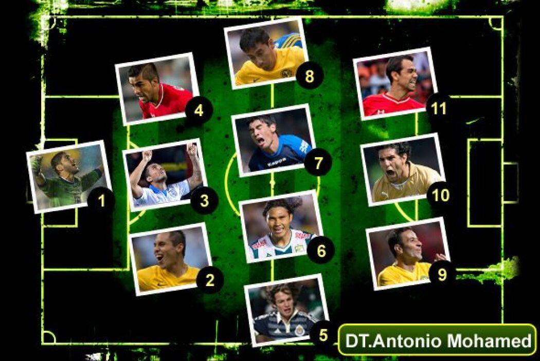 El Clausura 2014 ya nos dejó el primer once ideal del torneo, donde Amér...