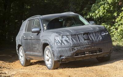 Probamos la próxima SUV mediana de Volkswagen