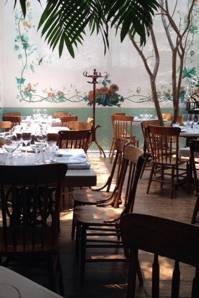 La cocinera mexicana es propietaria y chef del restaurante Rosetta de Ci...