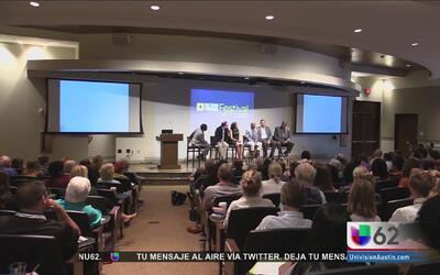 Líderes locales y estatales buscan combatir asuntos raciales entre la co...