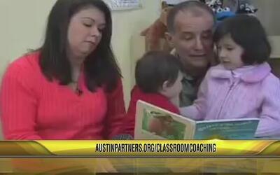 La importancia de leer a sus hijos
