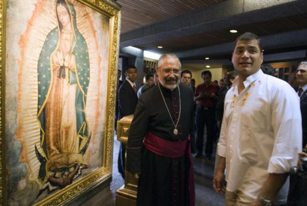 Especialmente en Amércia Latina es venerada y querida la Virgen de Guada...
