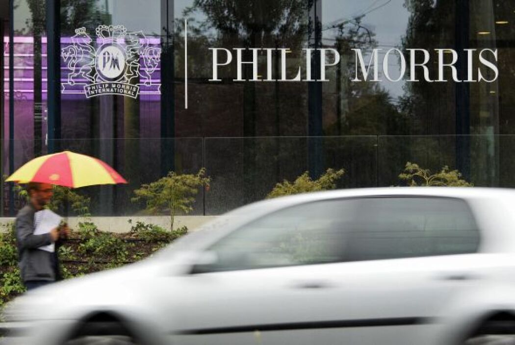 La decisión aplica para Philip Morris USA, Brown & Williamson, filial de...
