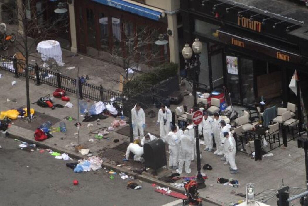 La medida fue adoptada en respuesta a los ataques con bombas al maratón...