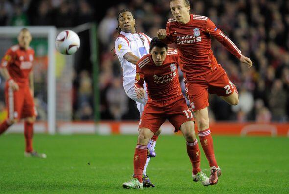 Pero el equipo portugués hizo un gran trabajo defensivo.