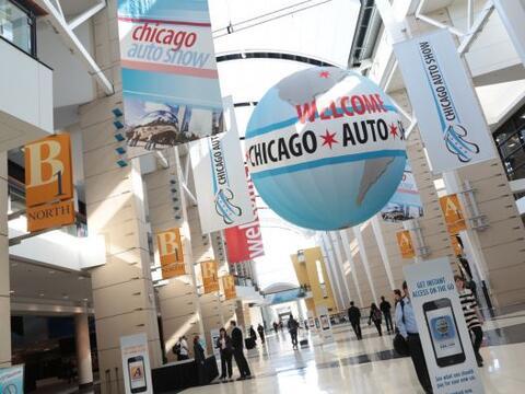 Las mejores trocas del Chicago Auto Show 2014