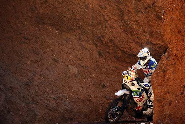 La categoría de motocicletas cuenta con 186 participantes listos...