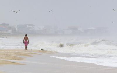 Arthur podría convertirse en huracán en las próximas horas