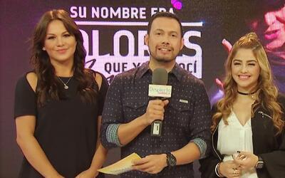 """Luz Ramos y Geraldine Galván son Jenni y Chiquis Rivera en """"Su Nombre er..."""