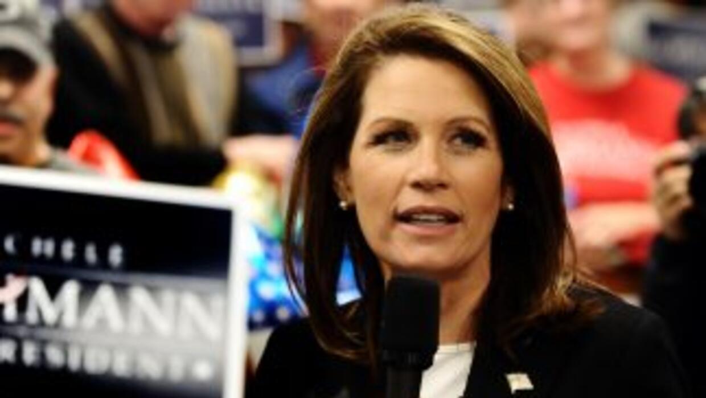 Michele Bachmann, que se apoya fuertemente en Iowa para revivir una camp...