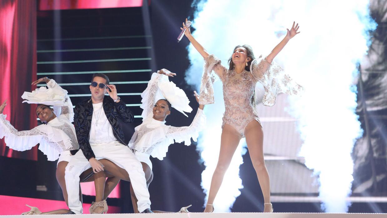 Thalía en Premio Lo Nuestro