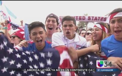 ¡Team USA sobrevivió el grupo de la muerte!