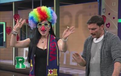 Maribel Guardia ganó 700 dolares en el juego de El Sapo