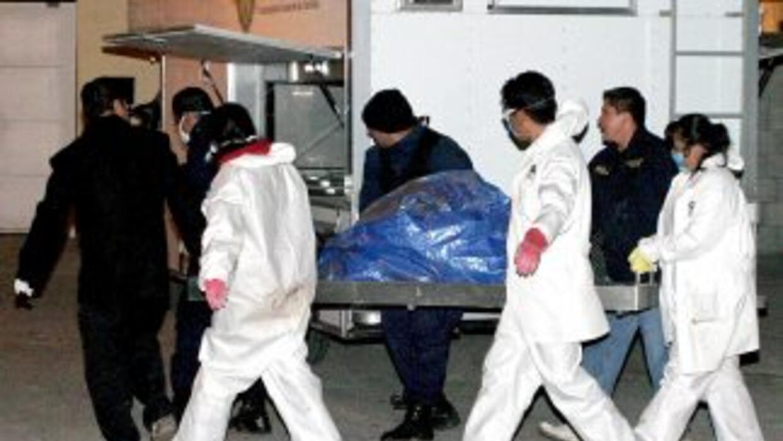La policía informó del asesinato de ocho personas en Ciudad Juárez, dura...