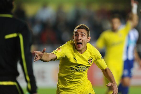 Apenas al minuto 16 Ruben Gracias marcó rl primero para los españoles, a...