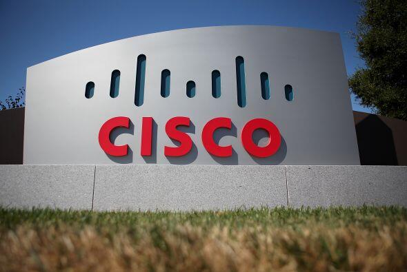 Cisco Systems, el mayor fabricante de tecnología de redes inform&...