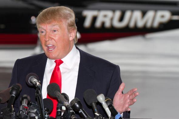 En los últimos días, las encuestas revelaron que muchos republicanos seg...