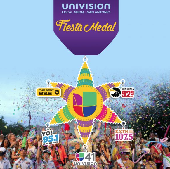 Buy your Univision Fiesta medal today online for $20 (must pick up at ou...