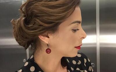 El envidiable estilo de Lourdes Stephen