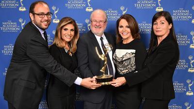 Univision obtuvo un premio Emmy