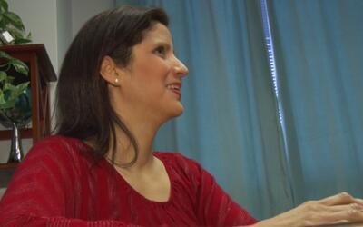 Una entrenadora de vida que llegó de Puerto Rico para contribuir al bien...