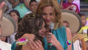 Almita Cero y Cecilia Galeano se desbordan en lágrimas