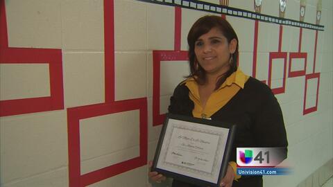 Lo Mejor de lo Nuestro: Minerva Ontiveros, una maestra especial