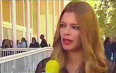 En directo desde Venezuela, la mejor amiga de Mónica Spear, habló en su...