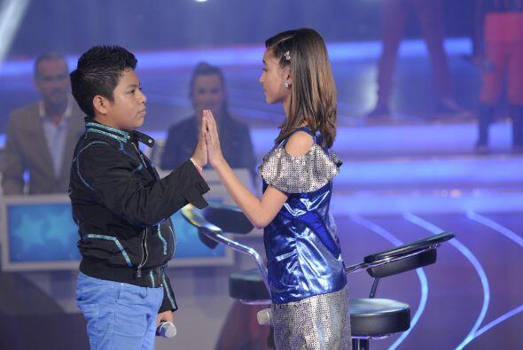 Bridget y Miguel Ángel se acoplaron bastante bien en el escenario.