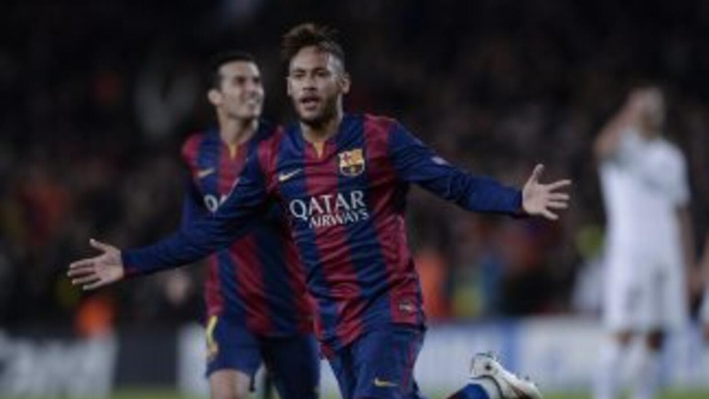 Neymar es una estrella den el videojuego.