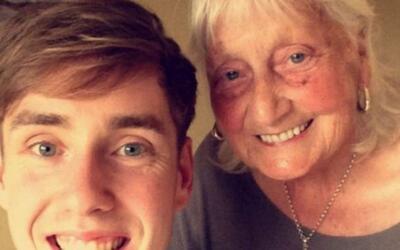 Ben y su abuela
