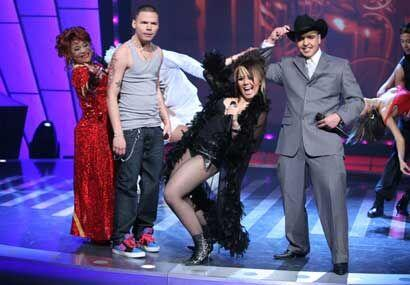 Celia, Calle 13, Alejandra y Lupillo brillaron en el escenario.