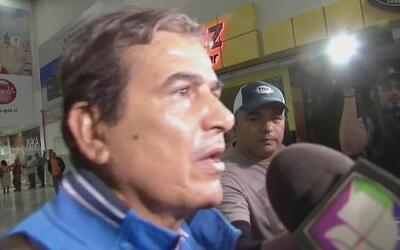 """Jorge Luis Pinto: """"Rectificaremos pensando en México"""""""